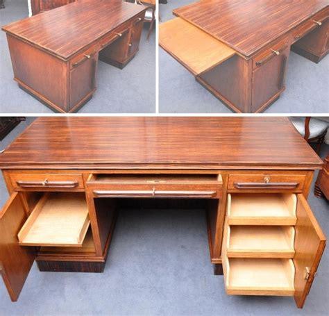 antieke bureaus groot amsterdamse bureau in eiken