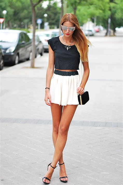 Mini Skirt 1 what mini skirts are in style for summer 2018 fashiongum