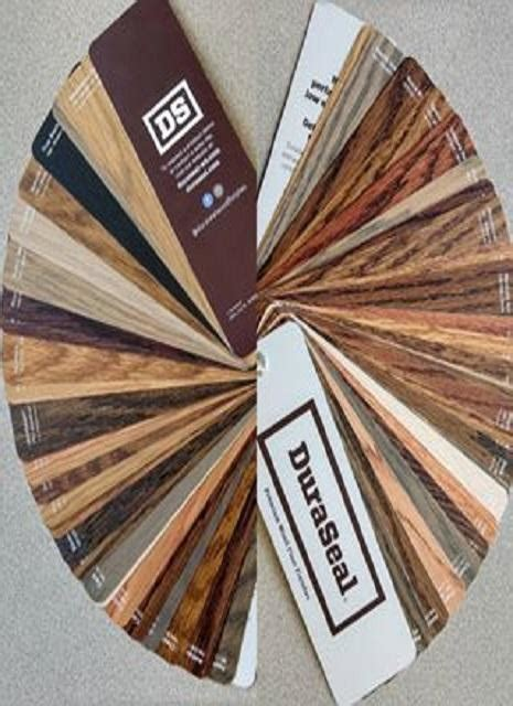 dura seal stain color fan deck  chicago hardwood