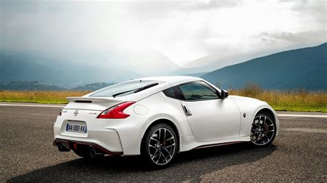 white nissan car white nissan 370z sport car wallpaper wallpaper download