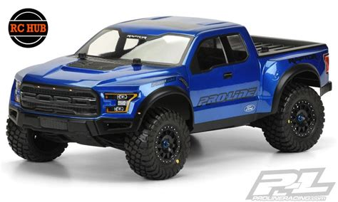 Blue 2017 Ford Raptor by Pro Line 2017 Ford Raptor Gives Rapture Rc Hub