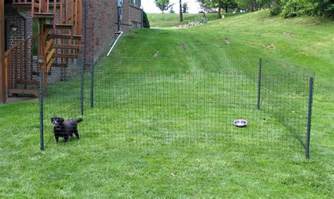 fencing for dogs fence kits