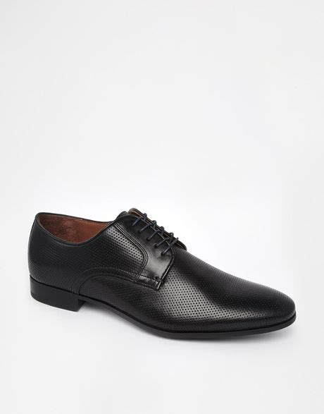 aldo shoes oxford aldo oxford shoes in black for lyst