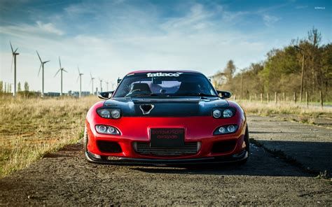 mazda rx7 wallpaper top mazda rx7 engine view wallpapers