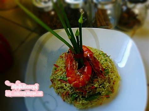 cara membuat nasi goreng planta risik resepi nasi goreng planta
