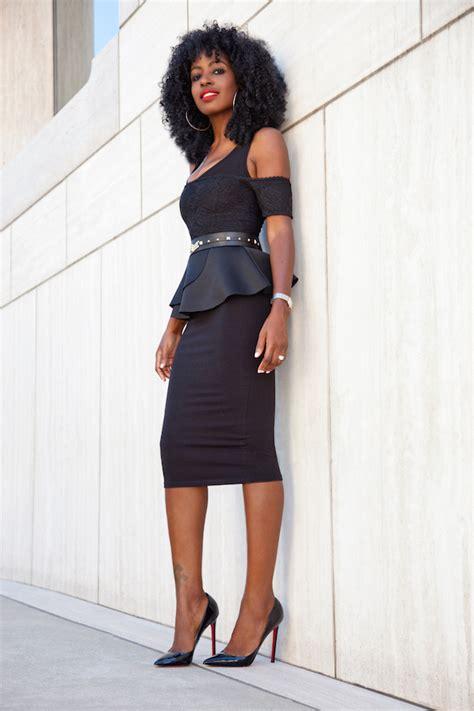 Blouse Midi Dress style pantry peplum blouse tank midi dress