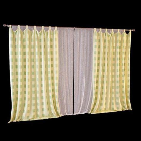 Floor Length Curtains Floor Length Drapes 3d Model 3dsmax Files Free Modeling 9602 On Cadnav