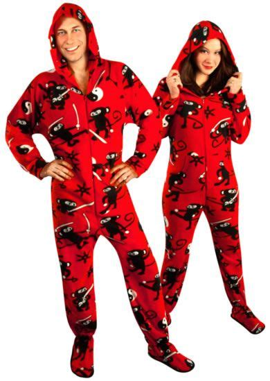 drop seat onesie canada monkey hooded footed pajamas with drop seat i rock