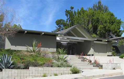 Eichler Home Ranch Style Homes The Ranch House Plan Makes A Big Comeback