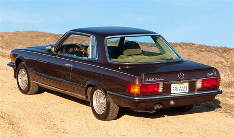 1979 mercedes 450slc information and photos momentcar
