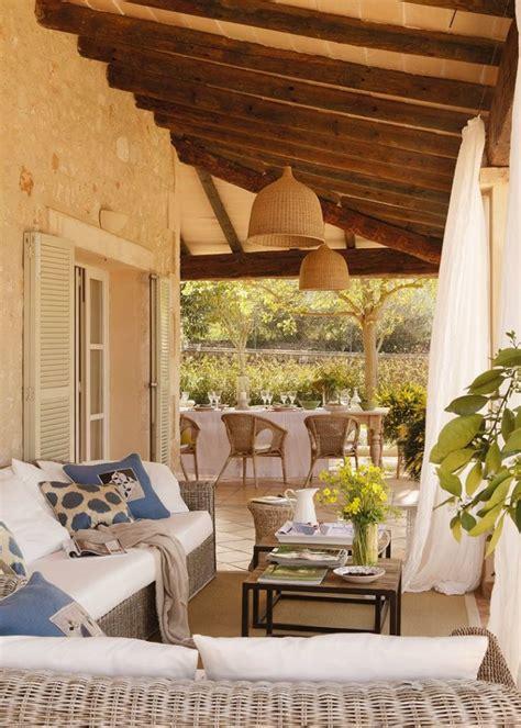 decoracion patio exterior decorar exterior de casas espacios decorados hasta el