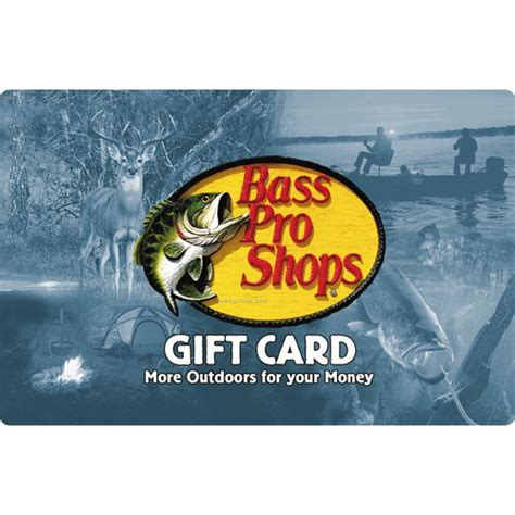 Can I Use Bass Pro Shop Gift Cards At Cabela S - bass pro shops gift cards 13 off free s h mybargainbuddy com