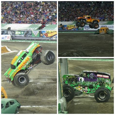 orlando monster truck show monster jam fun rolls into orlando florida after an