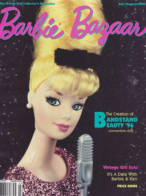 doll magazine july aug 1996 bazaar vintage doll magazine ebay