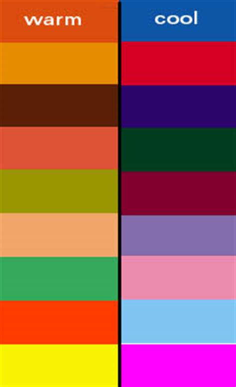 cool color schemes warm colors vs cool colors find the inner artist in you