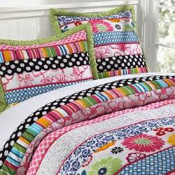Jcpenney Furniture Bedroom girls bedding sets pottery barn teen graphic pop quilt set