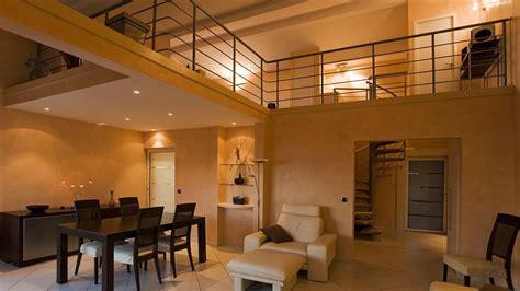 maison avec mezzanine ouverte meilleure inspiration pour