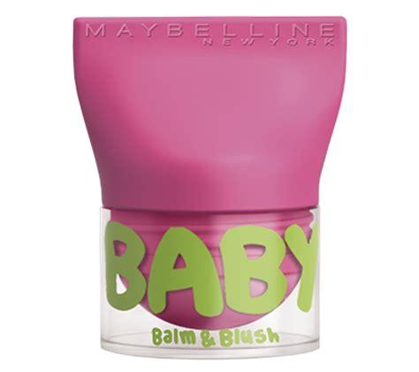 The Balm Blush Original maybelline baby balm blush news beautyalmanac