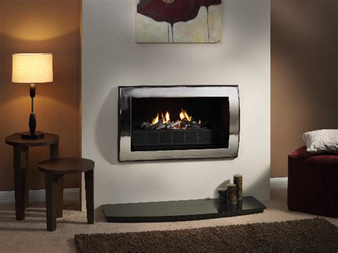 take a look on various wall mounted fireplace ideas and