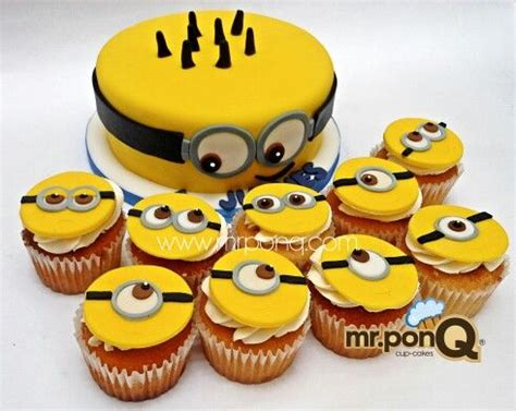Pie Minion By Supplier Batam mr ponq torta minions tortas torte and minions