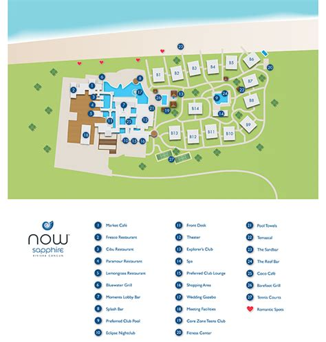 now larimar layout now sapphire resort map unlimited vacation club resort