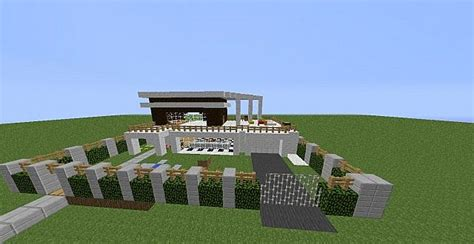 modernday houses modern day house minecraft project