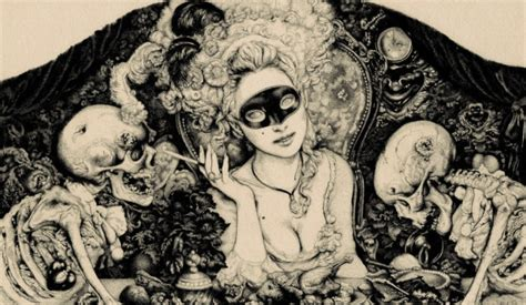 Vania Series By a brief look illustrator vania zouravliov evil tender