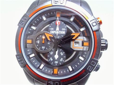 Expedition E 6387 M Black jual jam tangan expedition e6608m toko umami