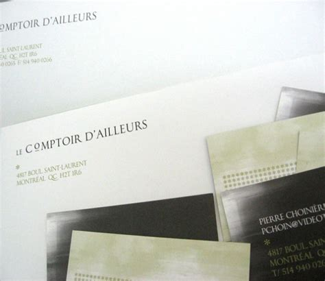 Le Comptoir D Ailleurs by Maxime Levesque Un Site Utilisant