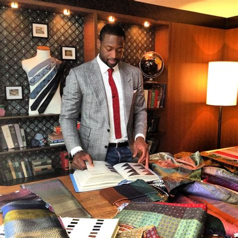 dwyane wade the tie bar launch the great outdoors