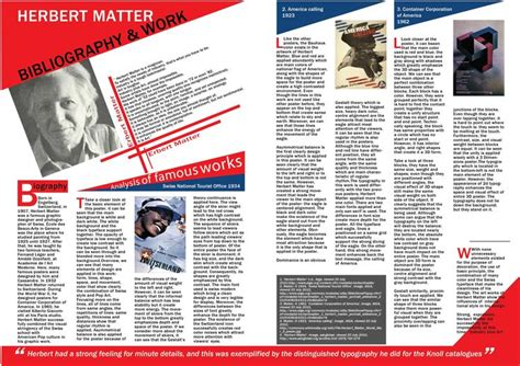 magazine design basics project design one page for magazine with styles of