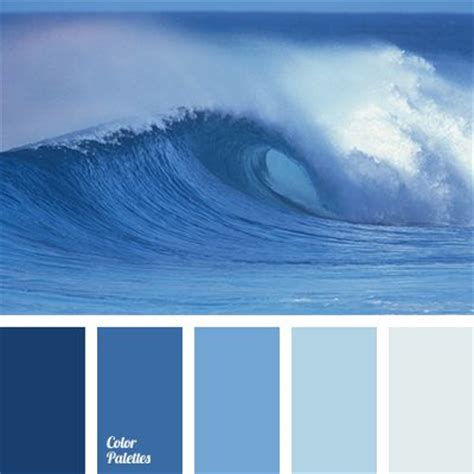 water blue color combination colors sea waves and color palettes on pinterest