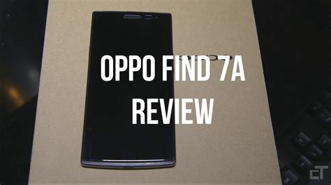 Custom Design For Oppo Find 7 oppo find 7a review tech