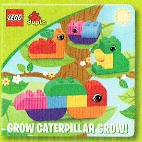 Buku Manual Lego Duplo Grow Caterpillar Grow rebrickable inventory for 6758 1 grow caterpillar grow brickset lego set guide and database
