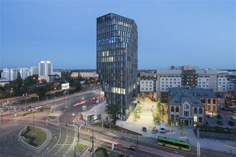 baltyk architect magazine mvrdv poznan poland mixed