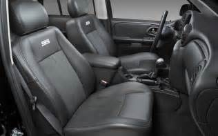 2006 chevrolet trailblazer ss interior photo 4
