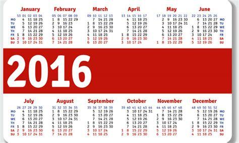 Calendario Giorni Festivi 2016 Ticino Calendario 2016 Vacanza