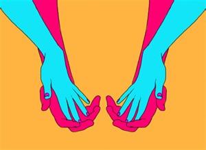 color gif giphy gif