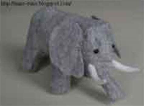 free pattern felt elephant over 100 free stuffed animal sewing patterns at allcrafts net