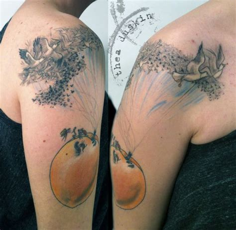 tattoo gallery richmond james and the giant peach tattoo thea duskin