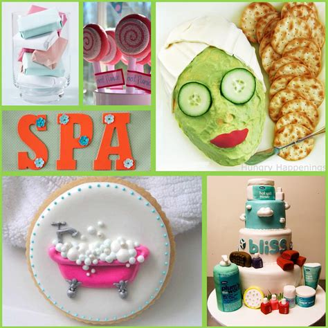 doll house spa spa birthday party decorations ideas image inspiration of cake and birthday decoration