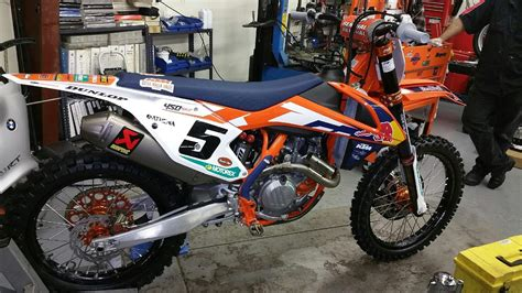 factory motocross bikes for sale ktm 450 factory edition 2015 race bike for sale for