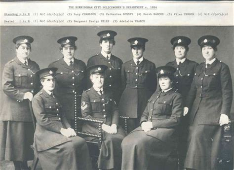 first female police officer birmingham s first woman police officer revealed