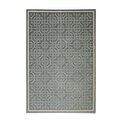 jeff lewis rugs jeff lewis caitlyn jade 8 ft x 10 ft area rug 496852 the home depot