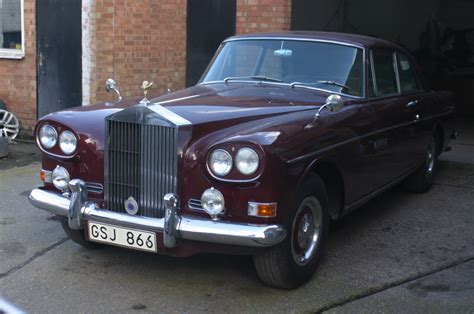 rolls royce two door 1965 rolls royce silver cloud iii two door saloon coys