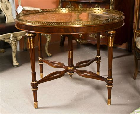 maitland smith table maitland smith large marble top centre table at 1stdibs