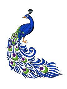 Paisley Wall Decals Peacock Feather Vector Free Graphics And Art Clipart