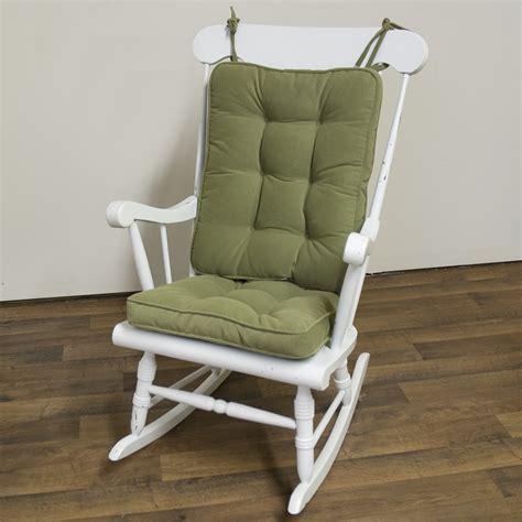 rocking chair cusions chair cushion fabric chair pads cushions