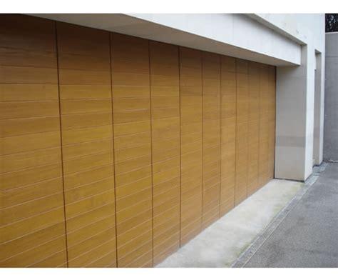 side sectional garage door side sectional sliding garage doors rundum meir esi