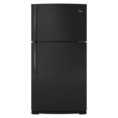 French Door Refrigerator: Textured Black Refrigerator